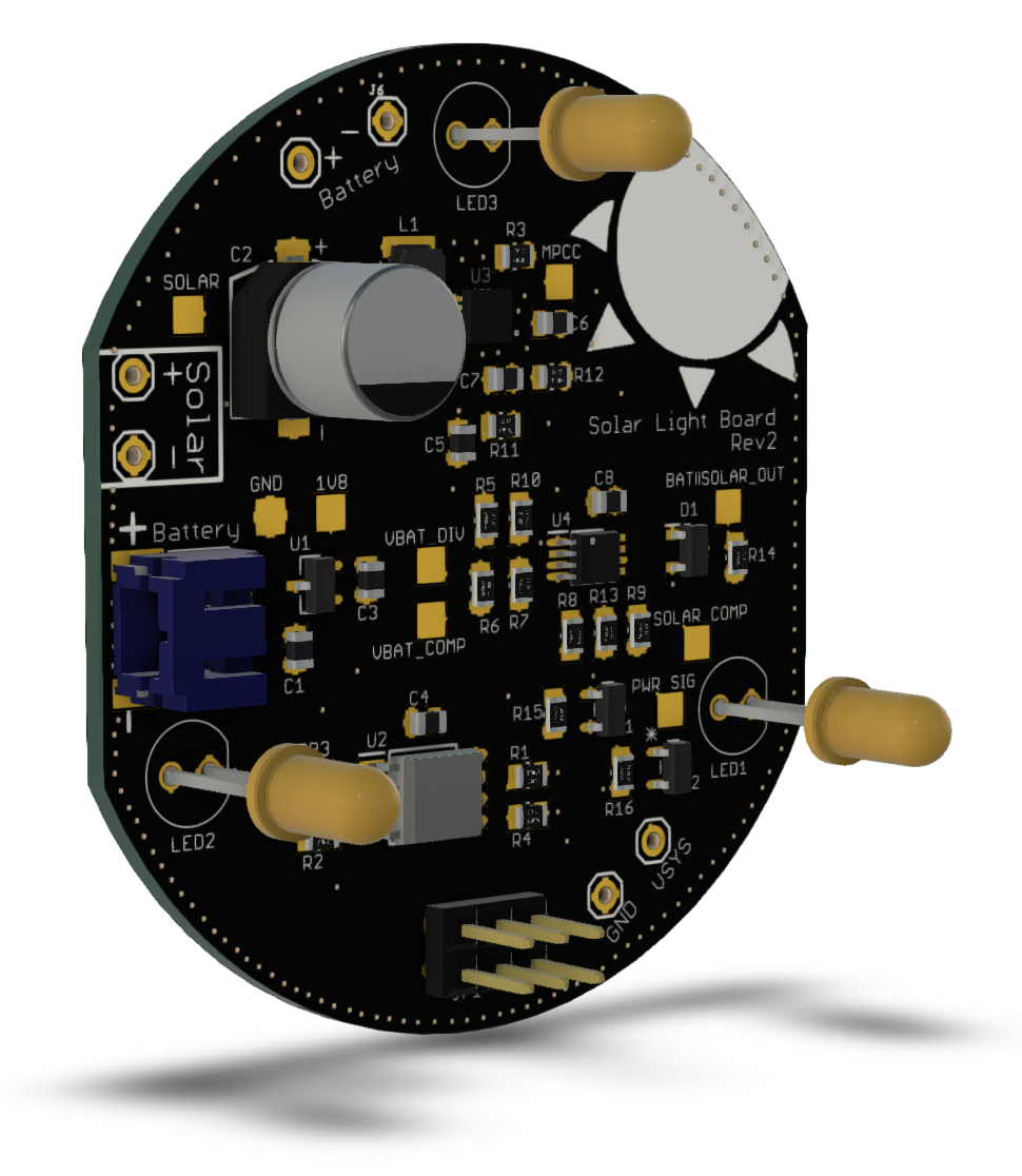Kd Circuits Llc Wireless Mouse Circuit Board The Open Source Solar Light Fully Developed By